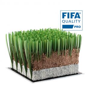 Konstgrässystem för fotbollsplanen FIFA Quality Pro